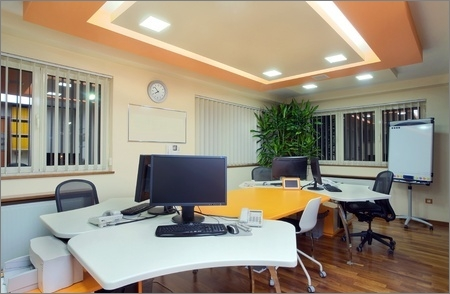 Commercial Lighting and Electrical Work